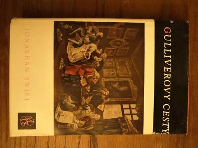 GULLIVEROVY CESTY  JANATHAN SWIFT