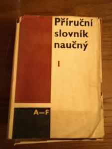 Příruční slovník naučný
