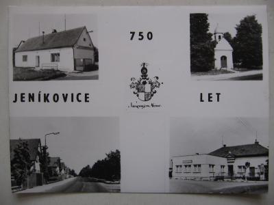 Jeníkovice - 750 let obce  Pardubice / Hradec