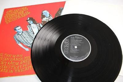 Hoodoo Gurus – Magnum Cum Louder LP 1989 vinyl Germany Garage Rock NM
