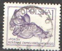 Polsko - Mi.2578 - Socha míru