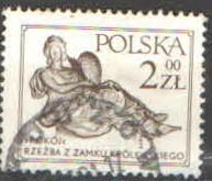 Polsko - Mi.2656 - Socha míru