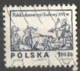 Polsko - Mi.2437 - Dřevořezby
