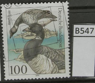 B547 Německo na doplnění