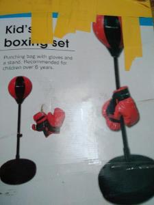 Detsky Boxovaci Set