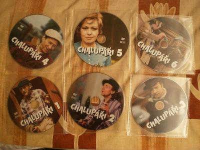 DVD Chalupáři