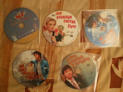 DVD BÁSNÍCI