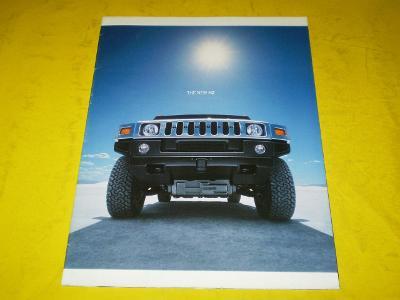 --- Hummer H2 (2003) --------------------------------------------- USA