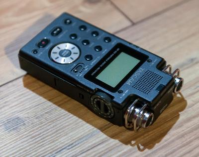 Tascam DR-100 - audiorekordér