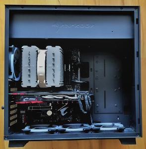 Herní PC, Intel 8600k,MSI GTX 1070Ti Gaming, 16GB DDR4 3200,SSD+HDD