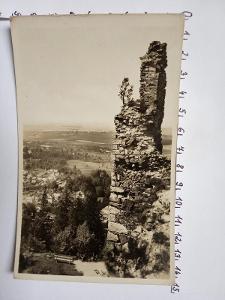 237 - POTŠTEJN hrad - Ústí nad Orlicí - Rychnov - čistá