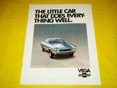--- Chevrolet Vega (1972) ---------------------------------------- USA