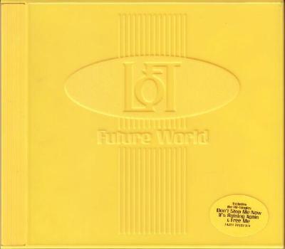 Loft - Future World CD Album Nové, Zabalené