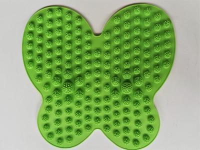 Podložka na masáž nohou zelená(38 cm x 40 cm)