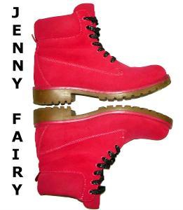 JENNY FAIRY dámská kotníčková obuv, vel. 40