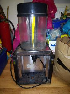 chladič nápojů, mix, vířič nápojů