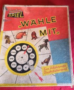 Německá hra - Gordon Spiel...(9939)