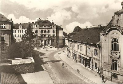 ŽILINA - Leninova ulica - Slovensko - VF