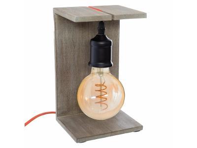 Dekorativní žárovka CAJA 25 cm