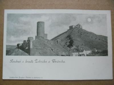hrad Žebrák a Točník Beroun DA