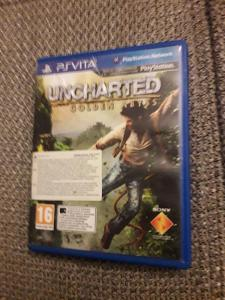 PS Vita hra Uncharted Golden Abyss