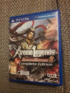 PS Vita hra Dynasty Warriors 8 Extreme Legends