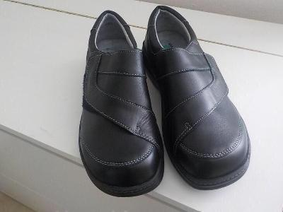 Sante kožene boty vel 40 nove