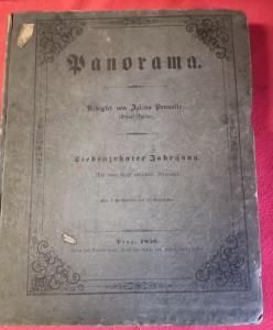 Kniha - Panorama rok 1850/384 str.....(9958)