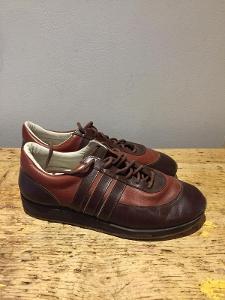 Boty vel. 41, originální, kožené, ruční výroba