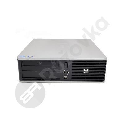 HP Compaq dc7900 SFF Core 2 Duo E7500 2,93GHz 4GB