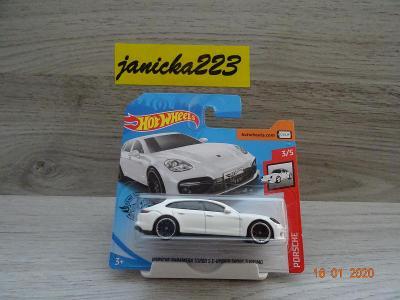 Hotwheels PORSCHE PANAMERA TURBO S E-HYBRID SPORT TURISMO