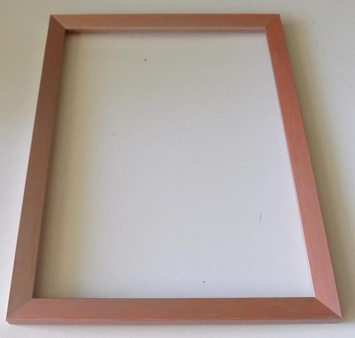 NOVÝ RÁM - vnitřní rozměr 30 x 40 cm - č. 265 - Umění