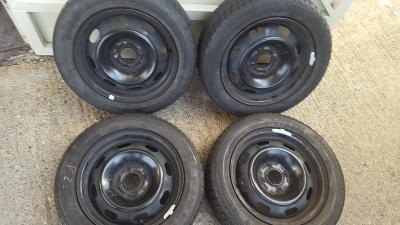 """15"""" Peugeot,Citroen s pneu 195/55r15"""