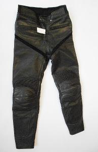 Kožené kalhoty LOUIS- vel. 48/S