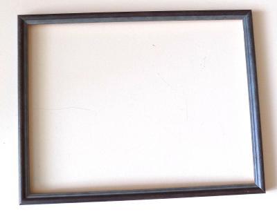 NOVÝ RÁM - vnitřní rozměr 30 x 39 cm - č. 262
