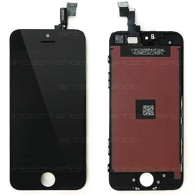 iPhone 5S/SE LCD dotyk Premium černý ORIGINAL AKCE