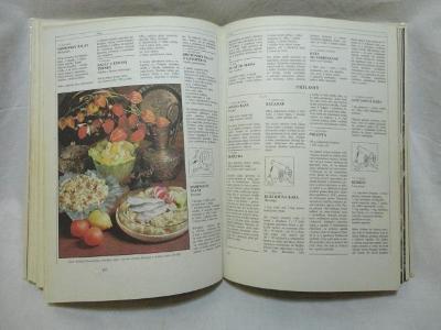 Kuchařka - zajímavé Recepty z celého světa - knihy v aukci !!!