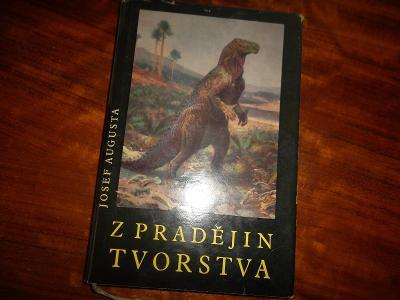 Stará kniha -  Z PRADĚJIN TVORSTVA (ORBIS r.1959).