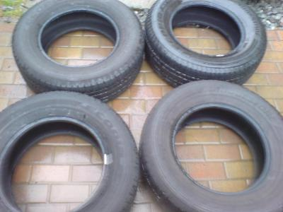 Letní pneu, 265/65/17, Bridgestone Ecopia EP 850