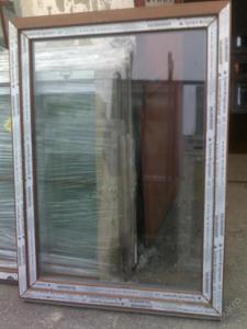 Plastová okna ( plastové okno ) 110x150 zlatý dub