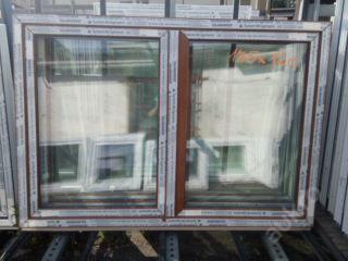 Plastová okna ( plastové okno ) 175x120 zlatý dub
