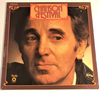 LP Chanson-Festival (1977)