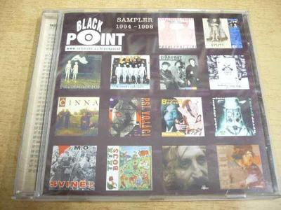 CD BLACK POINT Sampler 1994 - 1998 / Psí vojáci, Magors Act, Ženy...