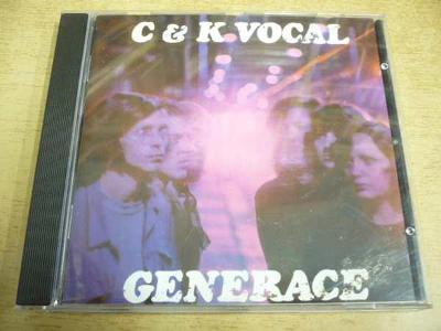 CD C & K VOCAL / Generace