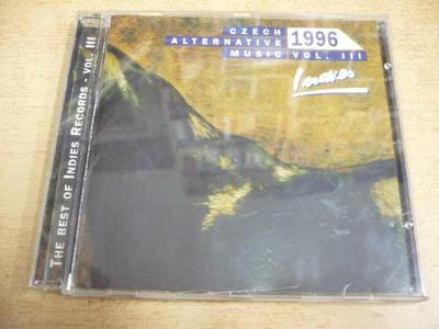 CD CZECH ALTERNATIVE MUSIC 1996 Vol.III / Psí vojáci, Priessnitz...