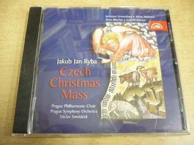 CD JAKUB JAN RYBA / Czech Christmas Mass