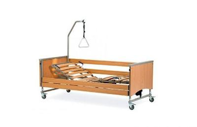 Polohovací postel-elektrická