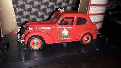 Brumm R181 1:43 Fiat 1100E Berlina HP35 1949-53