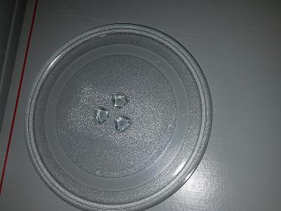 talíř do mikrovlnky 25 cm průměr