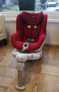 Britax Römer dětská sedačka isofix 0-19kg 9-18kg